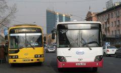 Нийтийн тээврийн зарим чиглэлийн цагийн хуваарьт өөрчлөлт оржээ