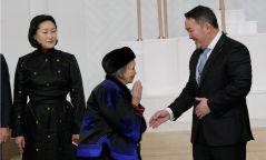 Монгол бүжгийн хатан эх  Дунжаагийн Нанжидыг  Ардын жүжигчин цолоор шагналаа