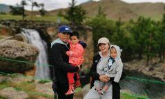Rokit Bay эхнэртэйгээ хамтран хүүхдүүддээ зориулж, дуу гаргажээ