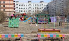 Баянгол дүүргийн сургууль, цэцэрлэгийн гадна талбай нээлттэй
