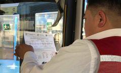 950 гаруй автобусанд статистик мэдээллүүдийг байршуулав