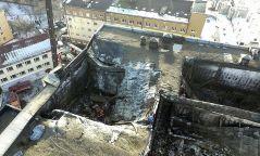 Кемерово хотноо байрлах худалдааны төвд гал гарч 64 хүн амиа алджээ