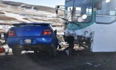 Гурван хүний амь нас хохирсон ноцтой осол гарлаа