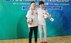 Монгол хүүхдүүд хөлбөмбөгийн ДАШТ-ий нээлтэд оролцоно