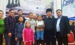 Зургаан настай Монгол охин ази тивийн аварга боллоо