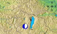 Ханх сумын нутагт өнөөдөр гурван удаагийн давтамжтай газар хөдлөлт болжээ