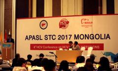 Олон улсын элэгний эмч нар Монголд чуулж байна