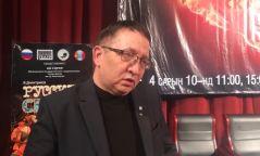 Ю.И.Пояркин: Анхны аялан тоглолтоо монголоос эхэлж байгаадаа баяртай байна