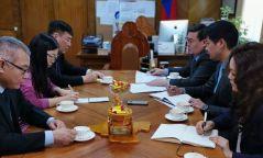 Монгол Улс, БНХАУ хооронд дипломат харилцаа тогтоосны 70 жилийн ой тохиож байна