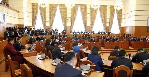 Улсын Их Хурлын дарга М.Энхболд захирамж гаргалаа