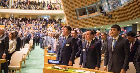 НҮБ-ын Ерөнхий ассамблейн 73 дугаар чуулганы Ерөнхий санал шүүмжлэл эхлэв