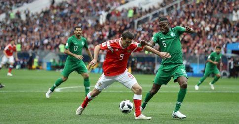 ДАШТ-2018: Оросын баг эхний ялалтаа авлаа