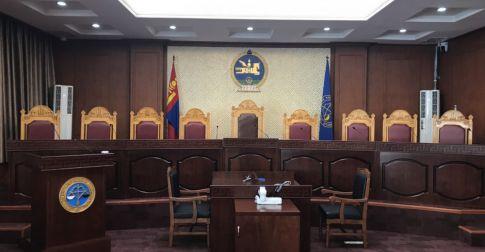 ҮХЦ: Сонгуулийн хуулийн зарим заалт Үндсэн хууль зөрчсөн эсэхийг эцэслэн шийдвэрлэнэ