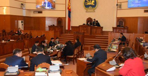 Монгол Улсын эрх ашгийг хангуулах УИХ-ын тогтоолыг баталлаа
