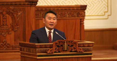 Х.Баттулга:Оффшор бүсэд байгаа хөрөнгийг Монгол Улсад оруулж ирэх нөхцөлийг бүрдүүлээд байна