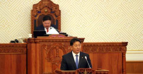 У.Хүрэлсүх: Монгол Улсын эдийн засгийн өсөлтийг 2021 онд хурдтай сэргэнэ гэж үзэж байна