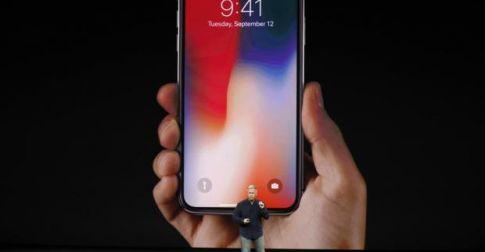 Танилц энэ бол IPhone X