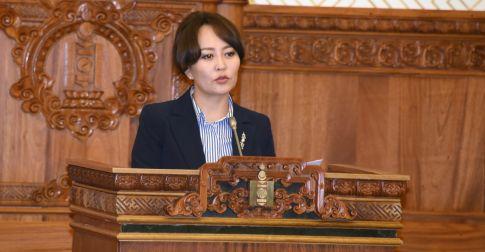 Монгол Улсын Ерөнхийлөгчийн хоригийг хүлээн авлаа
