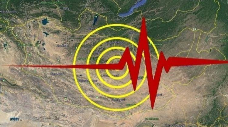Говьсүмбэрт болсон 5.5 магнитудын хүчтэй газар хөдлөлтийн чичирхийлэл Улаанбаатарт мэдрэгдлээ